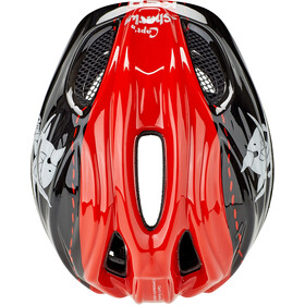 KED Meggy Originals Casco Niños, sharky red